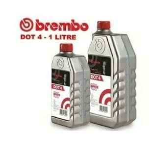 BREMBO High Performance DOT 4 Brake Fluid - 500 ml