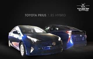 Toyota Prius Hybrid 1.8 S (A)
