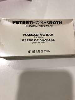 Peter thomas roth massaging bar