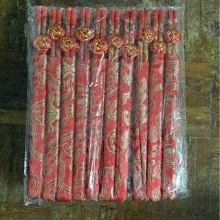 Chinese Wedding Chopsticks #MMAR18