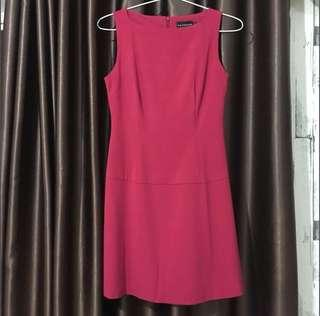 The Executive Pink Dress