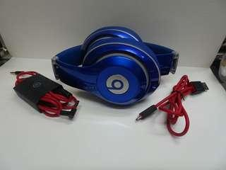 Beats studio wireless blutooth headphone