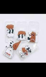 We Bare Bears Case for iPhone