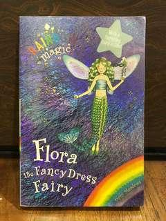 Flora The Fancy Dress Fairy (paperback) by DAISY MEADOWS