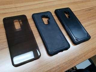 S9+ Spigen Cases FREE