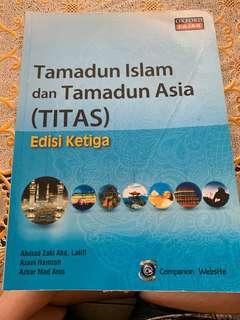 TITAS Textbook