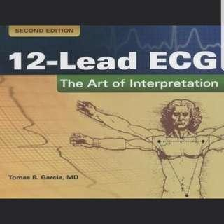 Sale! 12-Lead ECG: The Art of Interpretation