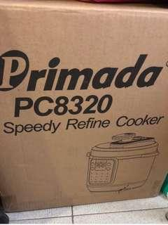全新Primada 8公升 快速智能煲/高速煲/壓力煲