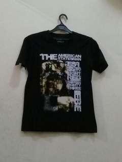 Ie-Be Black T-Shirt