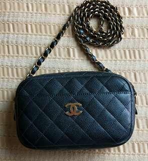 (Price reduced $3.6k) LN Chanel Camera Bag #25
