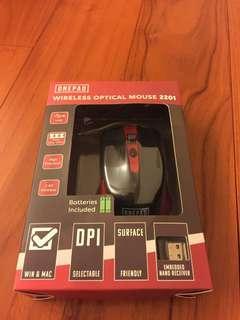 無線滑鼠 wireless optical mouse