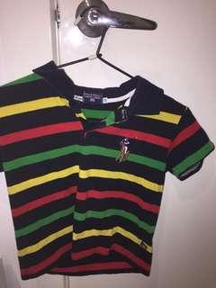 Ralph Lauren Polo cropped