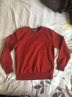 (Reduced) Red/Maroon Sweater