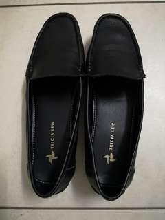 Leather loafers by Tricia Lew/Lewre