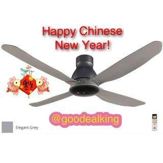 "BNIB KDK 4 bladed Ceiling Fan 56""+ Free CNY Gift +  Islandwide Delivery"