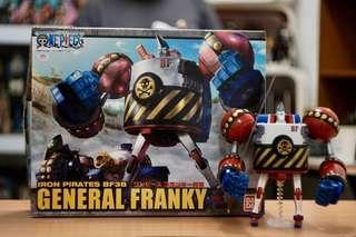 Iron Pirate BF38 General Franky