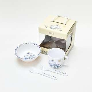 [PO] Moomin × Afternoon Tea meal set (for babies)