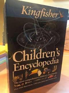 Kingfisher Children Encyclopedia