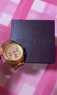 Preloved original mk watch