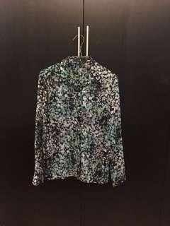 F21 Blouse Abstract