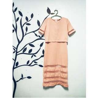Papaya Pencil cut dress 👗