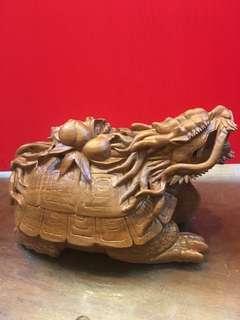 🚚 台檜招財龍龜