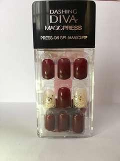 Press-on Gel-Manicure