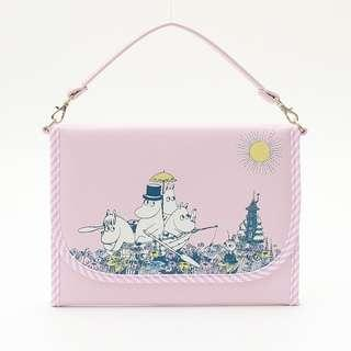 [PO] Moomin × Afternoon Tea Notebook Case with strap