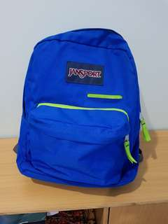 69163ce33191 Jansport Backpack for sale