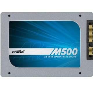 Crucial M500 240GB SATA 2.5-Inch Internal SSD