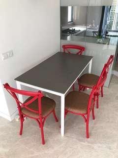 Outdoor / Indoor Dining Set