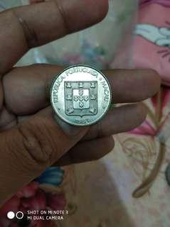 澳門硬幣一元1983年