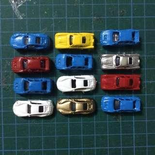 Architecture Car model (1:100)