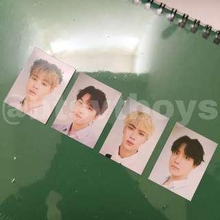 [ WTS ] BTS 2019 Season's Greetings Official ID Photos