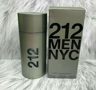 Parfum 212 carolina herrera men