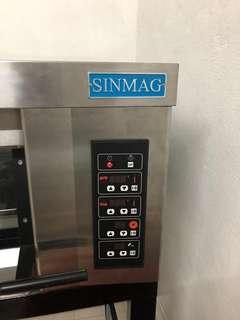 SINMAG Oven and mixer