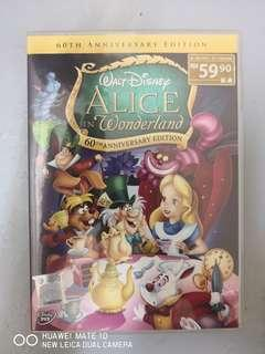 Alice in the Wonderland original
