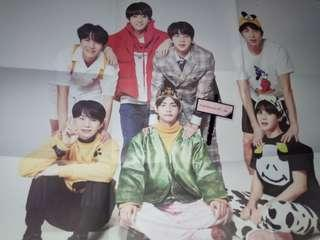 BTS 5th Army Kit Poster