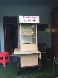 Booth/gerobakan jualan