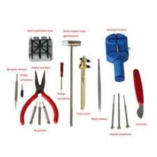 16 piece Watch Tool Kit Brand New
