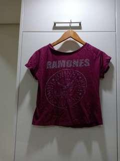 Band Tshirt ( Ramones)