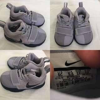 Nike Paul George shoes for toddler
