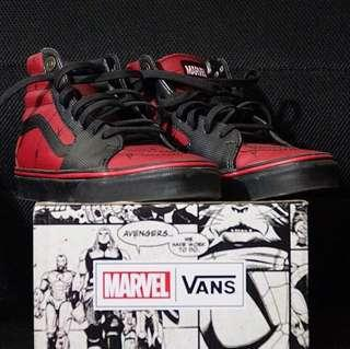 Vans x Marvel (Deadpool)