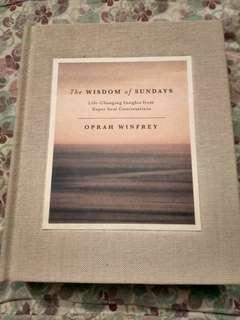 The Wisdom of Sundays - Oprah Winfrey