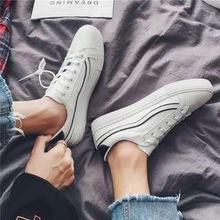 🏘URBAN🏘 Fiducia Geometry Wave Stream Platform Sneakers Shoes