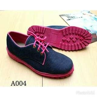 Docmart shoes light denim
