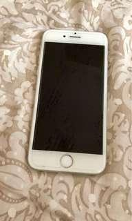 90% new Iphone 6s 64gb silver