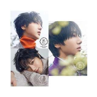 SUPER JUNIOR YESUNG Japan Album STORY