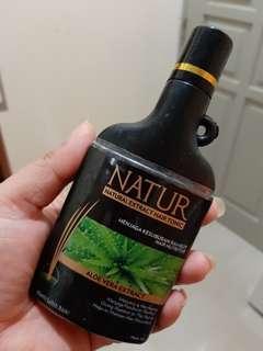 Natur hair tonic