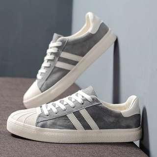 🏘URBAN🏘 Culpa Geometry Waves Platform Bi-Tone Sneakers Shoes
